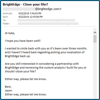 BrightEdge Email 3