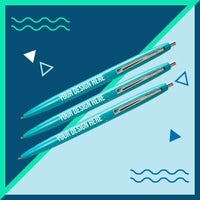 Promotional pens graphic