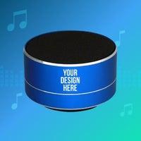 hockey puck speaker