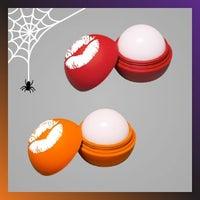 Halloween lip balm