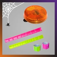 Halloween safety items