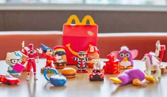 Happy Meal 40th anniversary