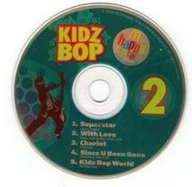 Kidz Bop CD McDonald's