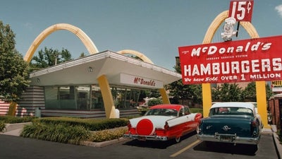 McDonald's 1940