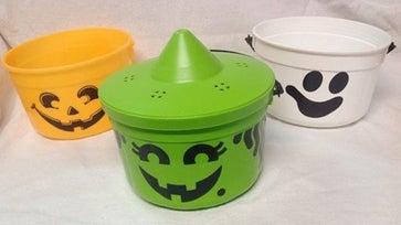 McDonald's Boo Buckets