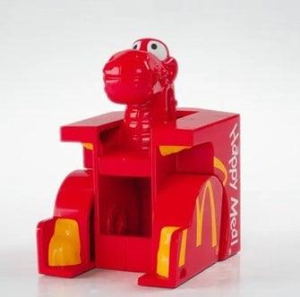 McDonald's Dinochangeables