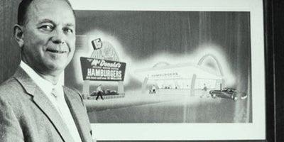 Ray Kroc 1954