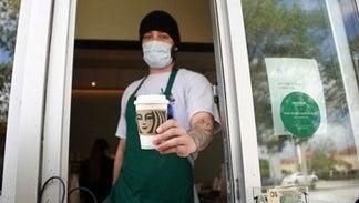 Starbucks COVID19