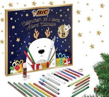 BIC advent calendar
