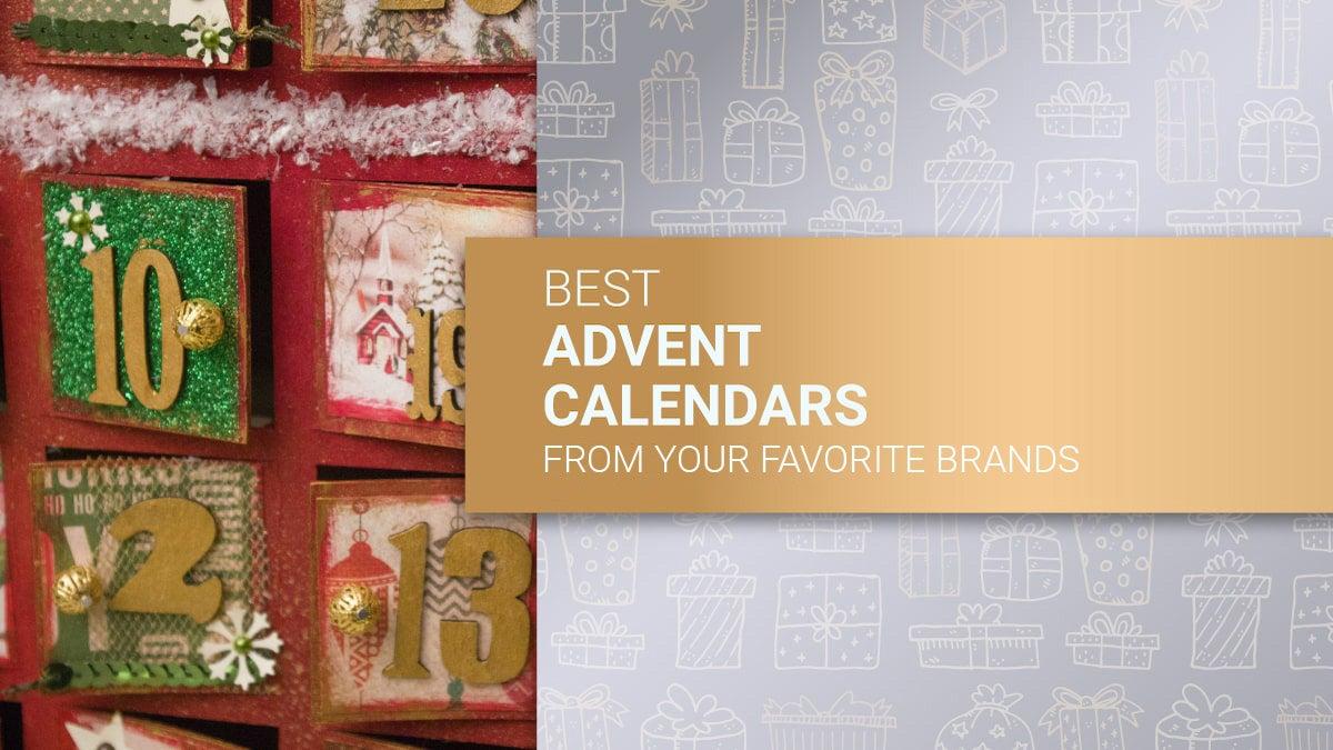 best-advent-calendars-favorite-brands