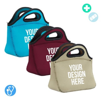 custom lunch totes