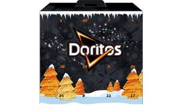 Doritos advent calendar
