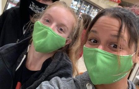 humana face masks