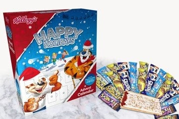 Kellogg's advent calendar