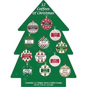 keurig advent calendar