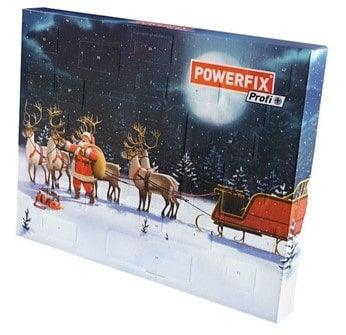 Powerfix advent calendar