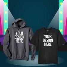 custom band apparel