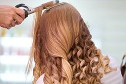 sanitize flat irons and curling irons