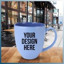 custom coffee shop mug