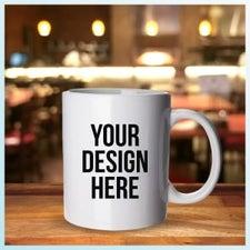 custom diner mug