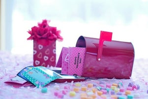Mail out promotional gifts