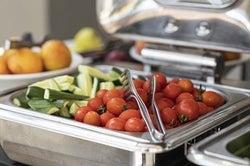 sanitize metal kitchen utensils