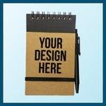 custom mini notebooks