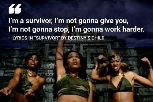 survivor destiny's child lyrics