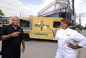 Diva Dawg food truck New Orleans