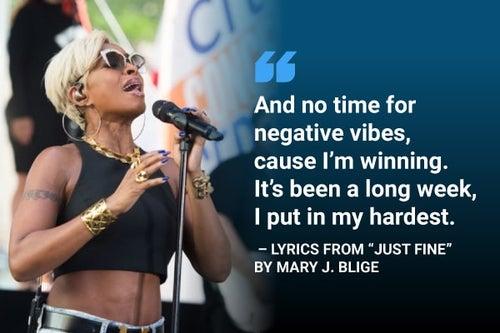 just fine by mary j. blige lyrics