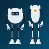 portal robots graphic