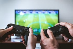video games for teambuilding