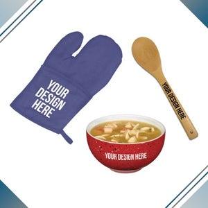 custom kitchen utensils