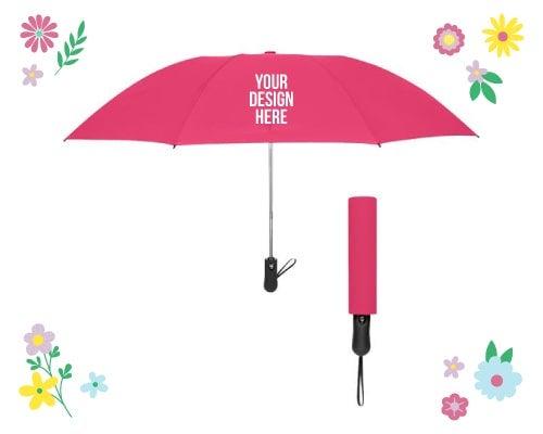 custom umbrellas for spring