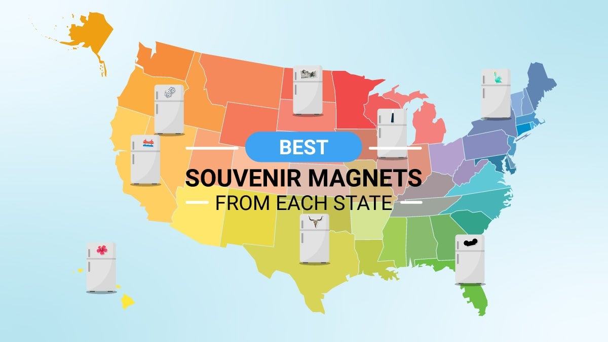 best-souvenir-magnets-from-each-state