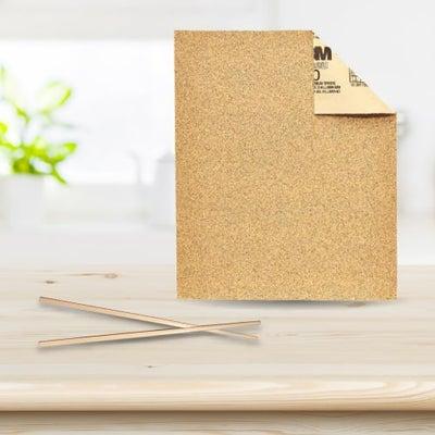 Chopstick & Sandpaper Stylus