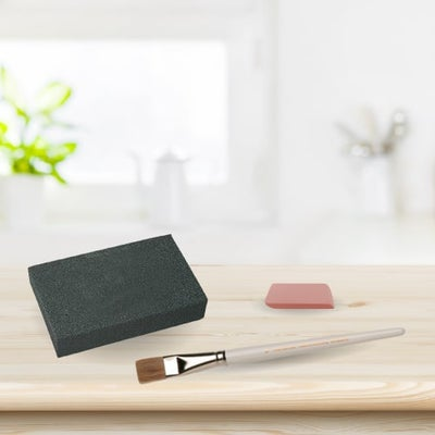 Paintbrush, Eraser, & Foam Stylus