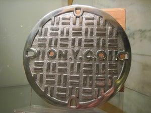 New York refrigerator magnet