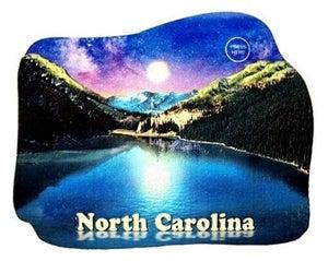 North Carolina refrigerator magnet