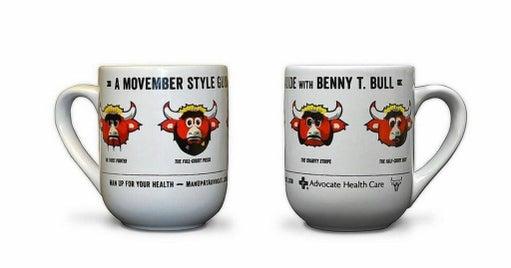 Chicago Bulls ceramic mugs