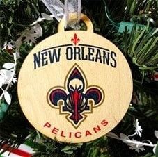 New Orleans Saints ornaments