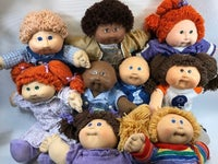 cabbage patch kids 80's