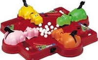 hungry hungry hippos 80's