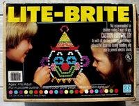 lite brite 80's