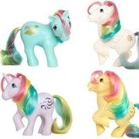 my little pony 80's