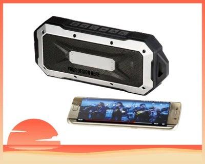 custom waterproof speakers