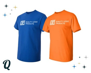 Quality Logo Products t-shirts