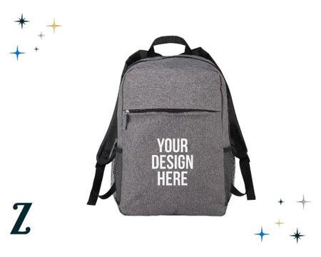custom zippered bags