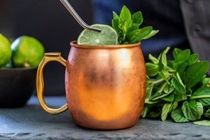 is it safe to drink out of a copper mug