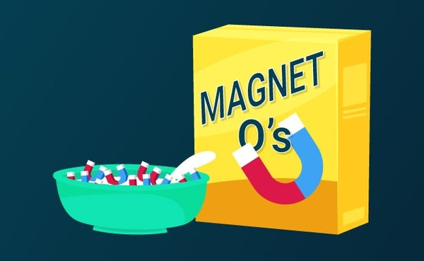 magnetic cereal science project
